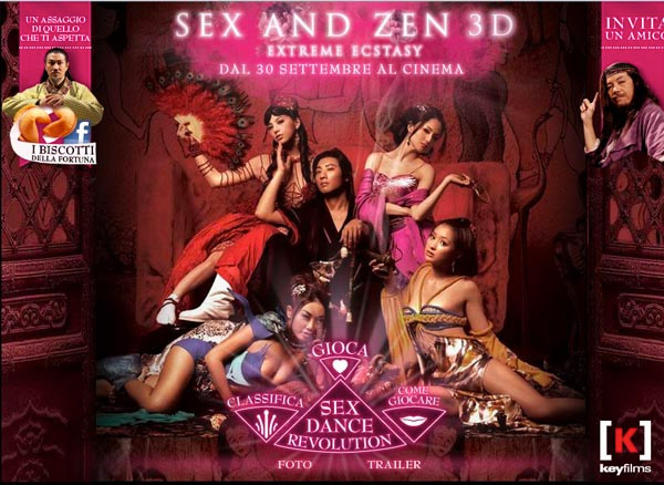 Sex and zen online in Sydney