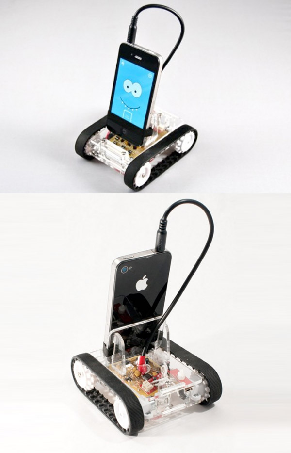 romo-iphone-robot