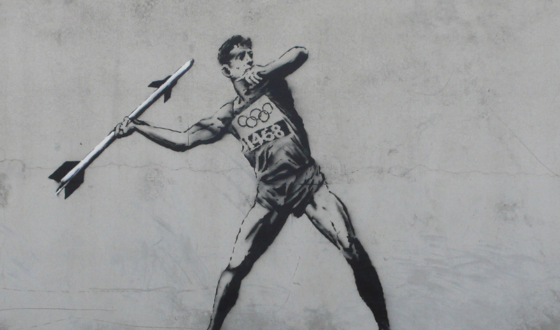 banksy-london2012