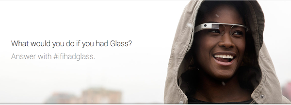 Google Glass project