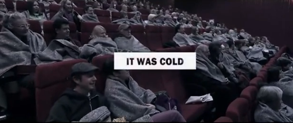 Frozen cinema germany