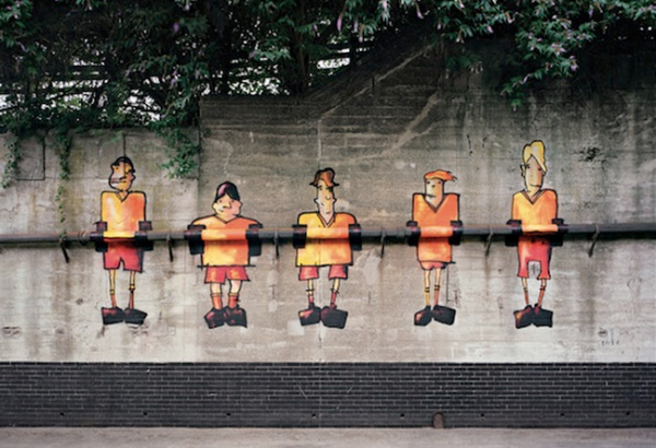 street-art-bristol-so-design-consultant-birmingham-ambient-marketing-orange-UK4