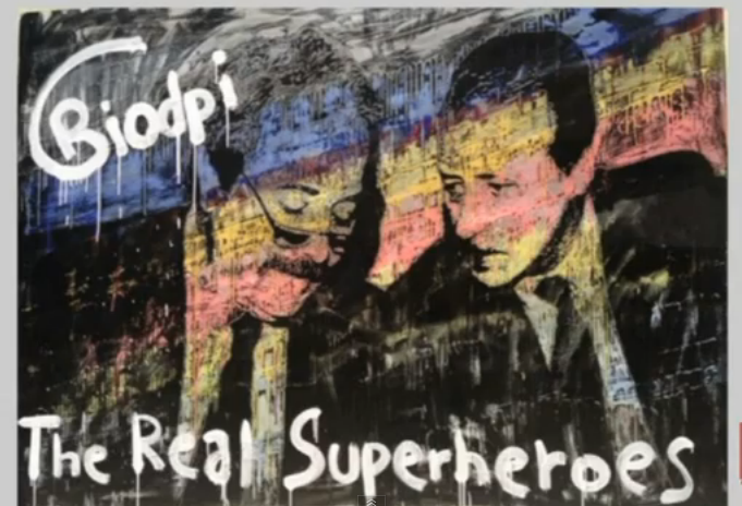 The Real Superheroes - We remember Falcone & Borsellino