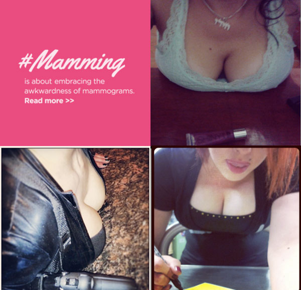 mamming-instagram