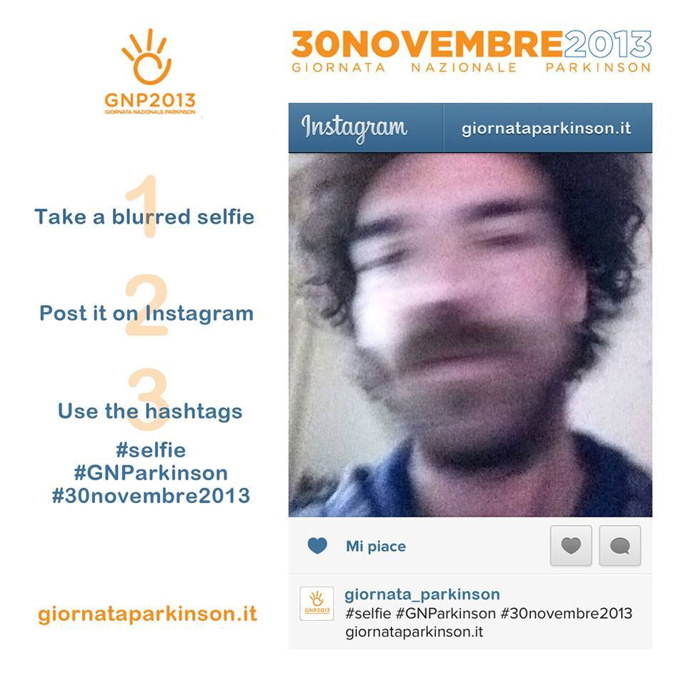 World Parkinson's Day 2013 - Share with Instagram