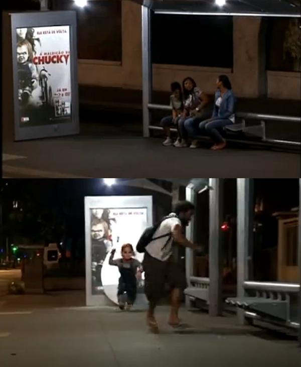 Curse of Chucky - Incredible Prankvertising