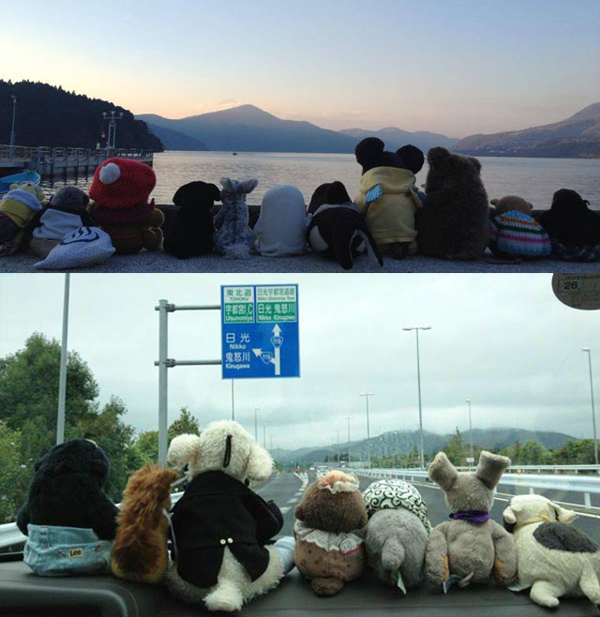 Unagi Travel - The First Travel Agency for Stuffed Animals