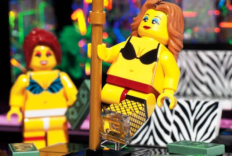 The Lego Strip Club
