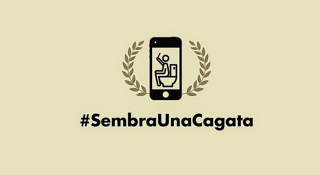 #SembraUnaCagata – Viral & Social Marketing