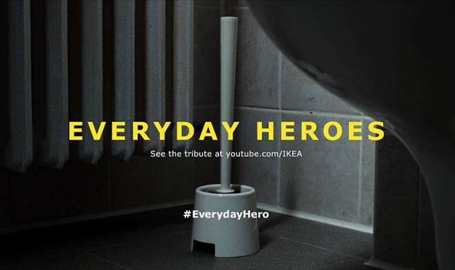 Everyday Heroes – Creative Video by IKea