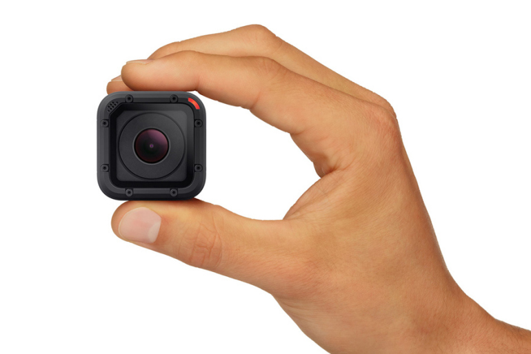 GoPro Hero4 Sessions – So small. So stoked.