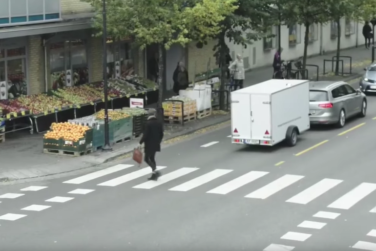 Volkswagen Trailer Assist Prank Campaign