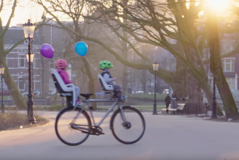 Introducing the self-driving bicycle – Google Netherlands