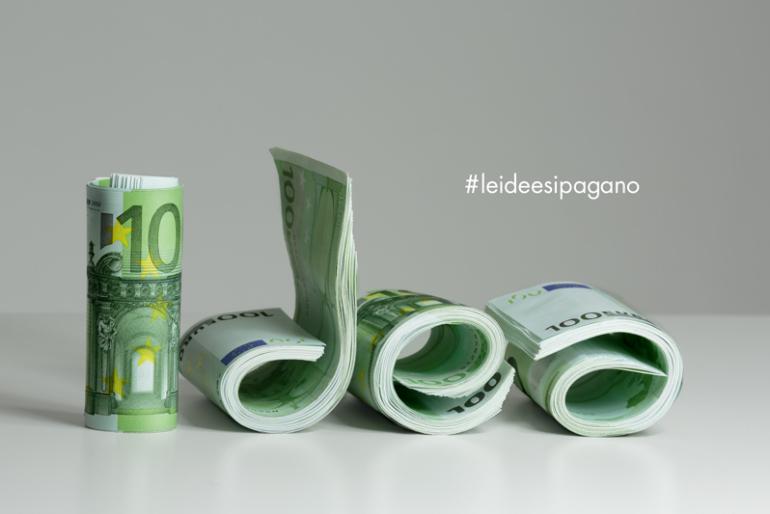 #LeideesiPagano – I want YOU!