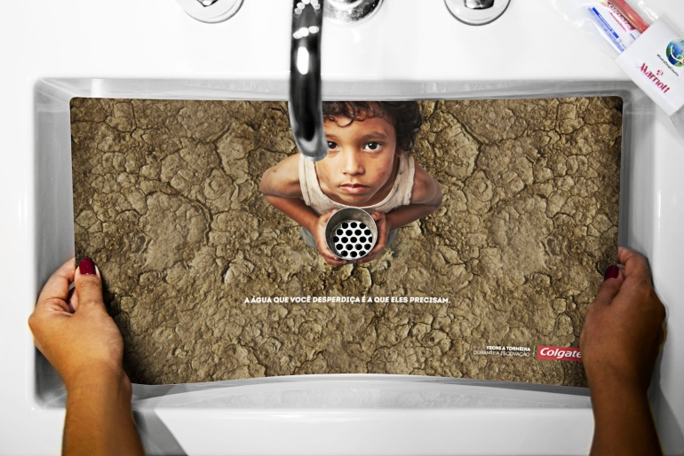 Every Drop of Water Counts – Ambient by Colgate for World Water Day
