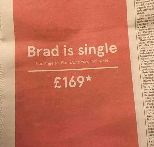 Instant campaign by Norwegian Airlines