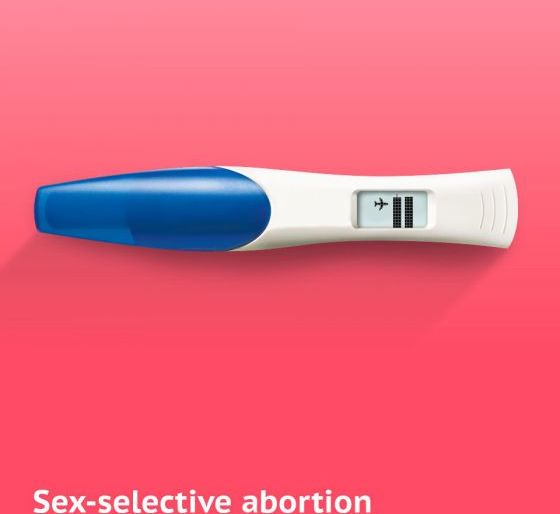 Stop Sex Selective Abortion Campain