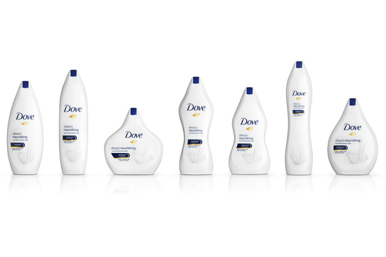 Celebrate the many shapes and sizes of beauty | Dove Social Campaign