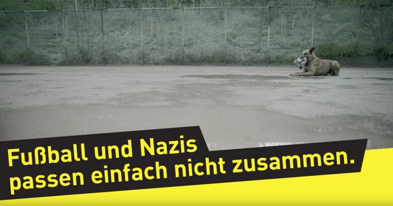 Brilliant Viral Anti-Nazi video by Borussia Dortmund Football Club