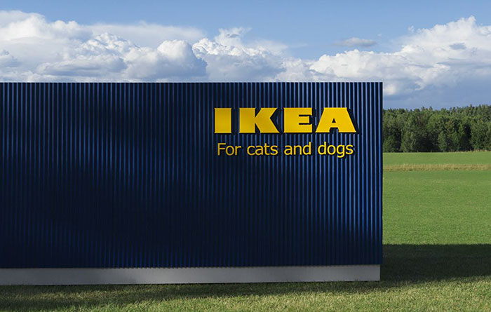 Welcome Lurvig – A Pet Furniture Collection by Ikea