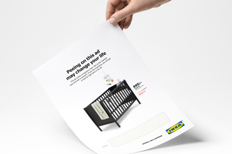 The First Pee Advertising – Ikea
