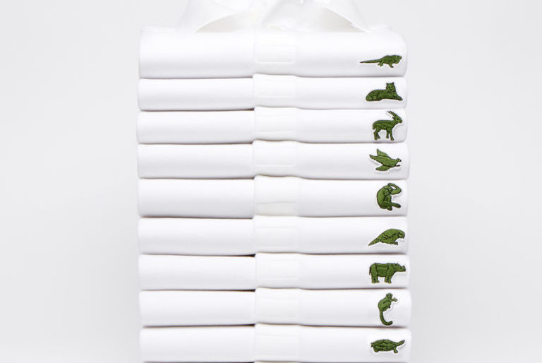 Lacoste Social Campaign – Save Our Species