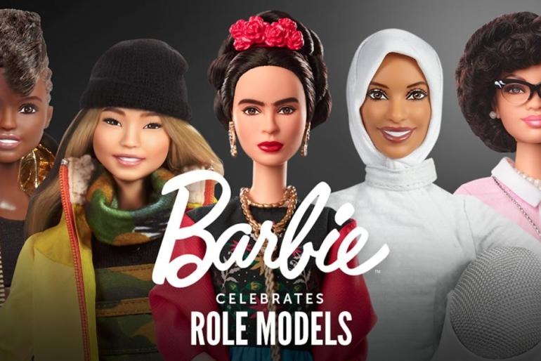 Barbie Celebrating Women – Tribute to famous women