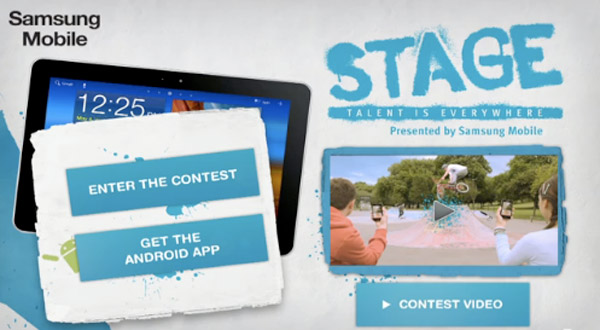 samsung-youtube-talent-contest