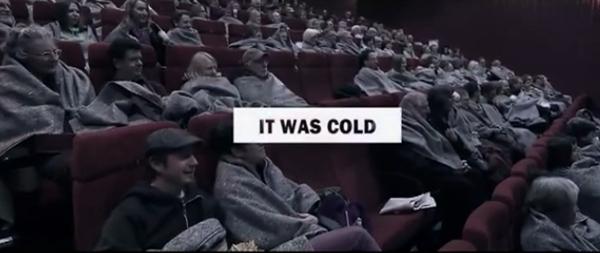 Frozen cinema germany