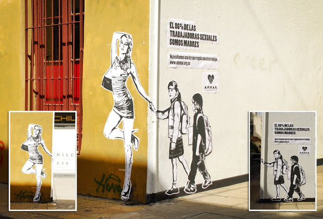 AMMAR - Street Campaign