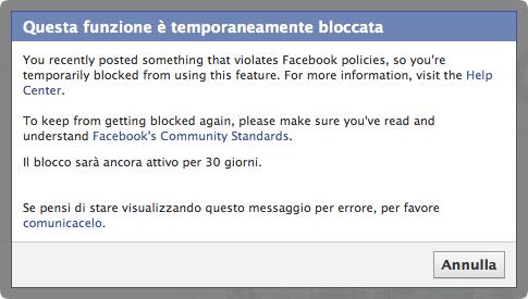 Facebook Blocked Me for Salvador Dalì Performance