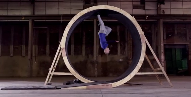 Human Loop the Loop with Damien Walters - Pepsi Max. Unbelievable #LiveForNow