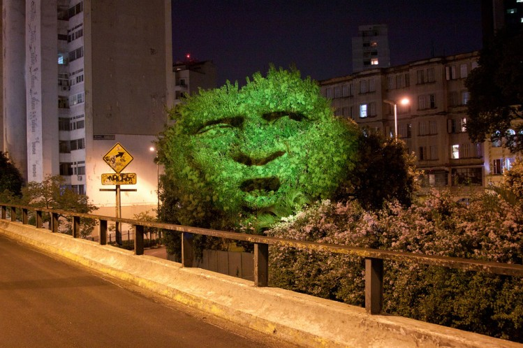 3D Tree Against Pollution in Brasil
