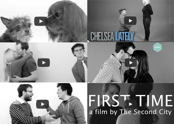 "A Definitive List Of ""First Kiss"" Parodies"