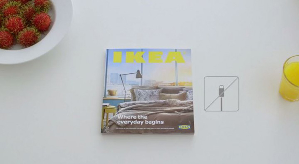 "Ikea Parodied Apple with launch of ""Bookbook"""