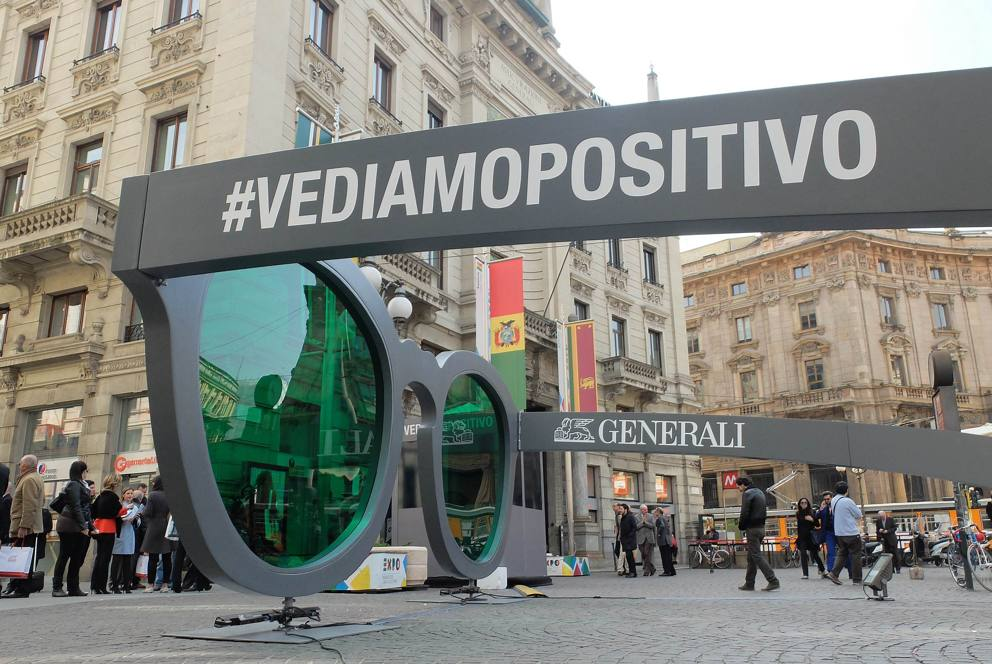 #Vediamopositivo – From Ambient to Social