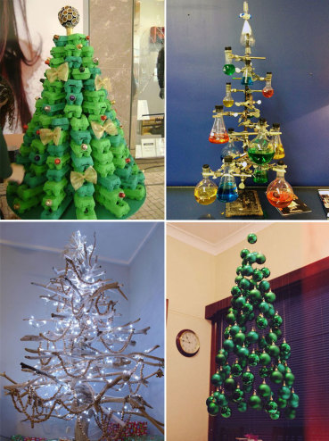 Creative And Original Christmas Tree Ideas
