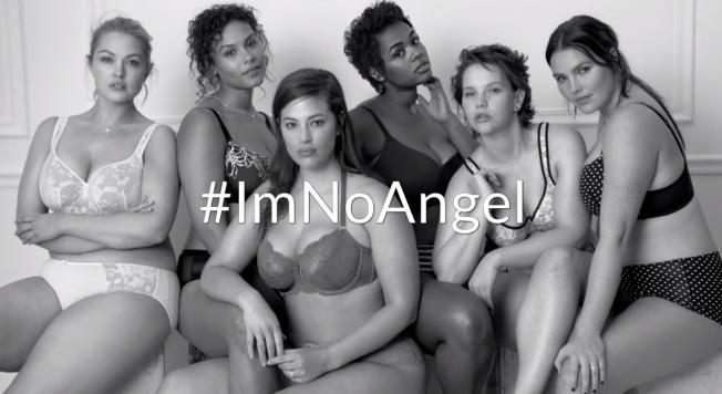 "#ImNoAngel ""ALL women are sexy""  – A provocative Campaign against Victoria's Secret"