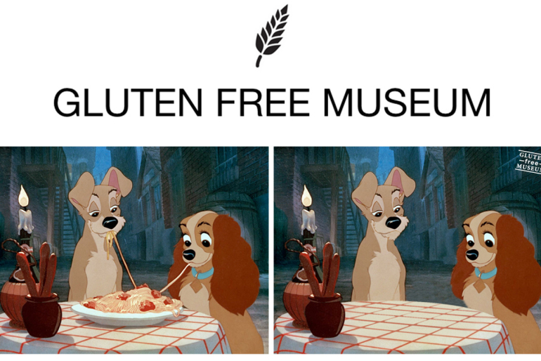 The Gluten Free Museum – Creative Project