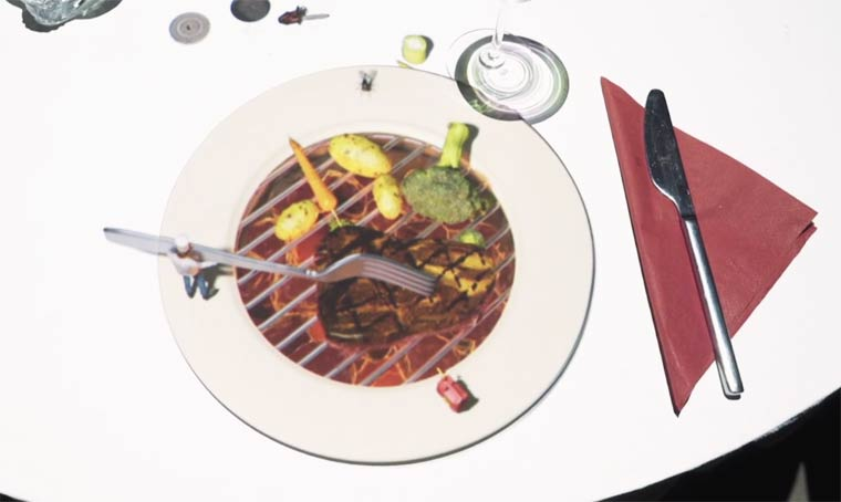 Le Petit Chef – Awesome 3D Mapping Project of A miniature chef on your plate