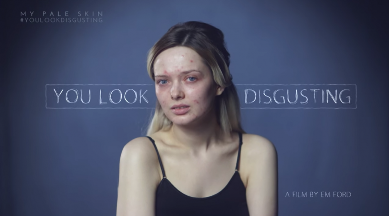 YOU LOOK DISGUSTING – THE SOCIAL EXPERIMENT