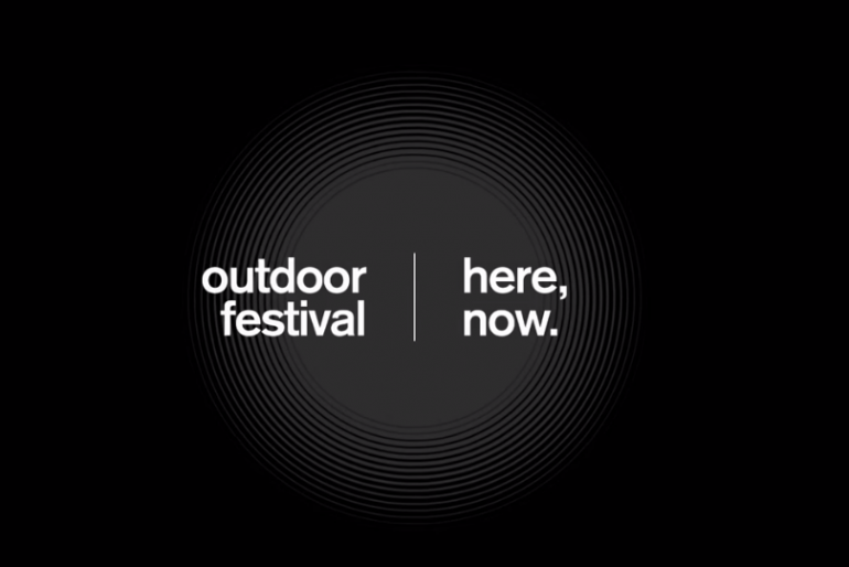 Outdoor festival 2015 | here, now.
