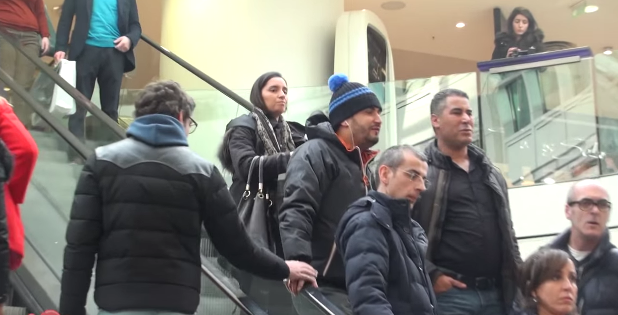 Love on Escalator - The Most Hilarious Pranks You'll Ever See