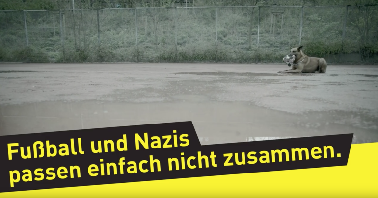 Brilliant Viral Anti-Nazi video by Borussia Dortmund Football Club