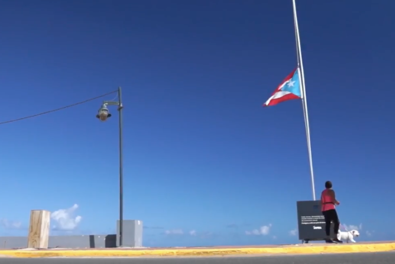 At Half Staff – Ambient for Social Campaign by Aspira