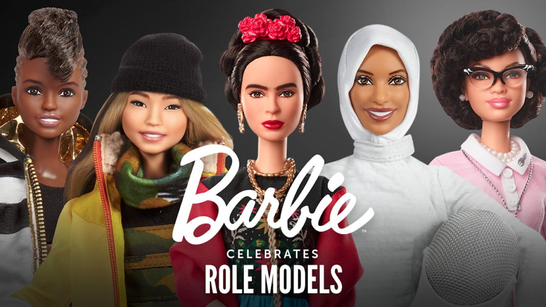 Barbie Celebrating Women – Tribute to famous women
