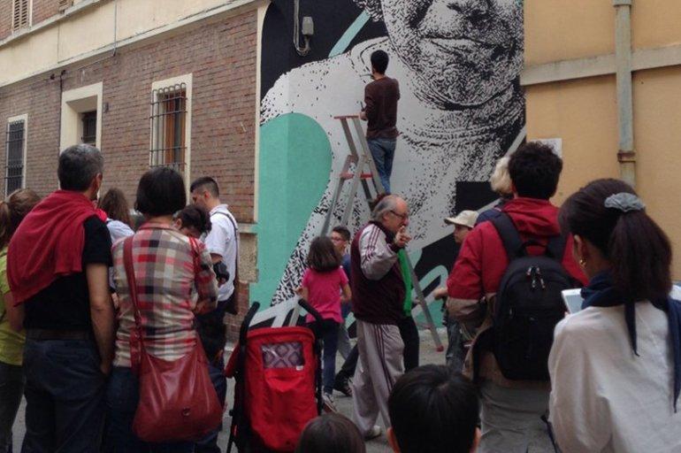 Crowdfunding / Urban Art Contest Faenza – Palermo