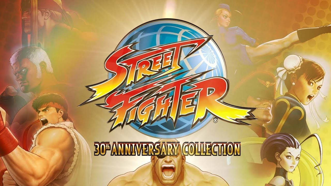 Street Fighter 30th Anniversary Collection – Viral